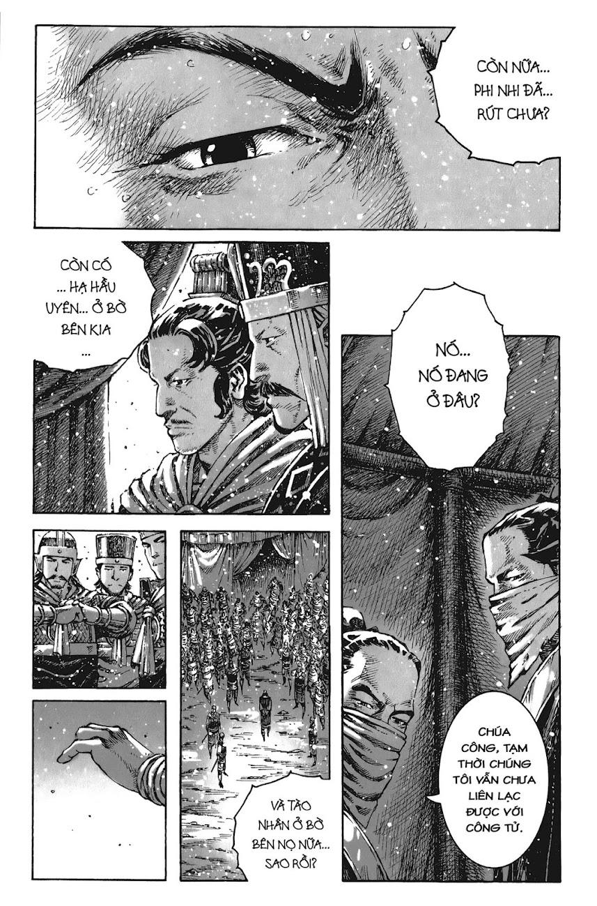 Hỏa phụng liêu nguyên Chương 432: Tiên nhân chỉ lộ [Remake] trang 11