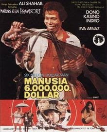 Download Manusia 6 Juta Dolar (1981) Warkop DKI Full Movie 360p, 480p, 720p, 1080p