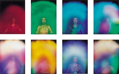 Energy Imaging Technology Can 'Read' the Body for Disease Using Special Photography  Different-color-human-auras