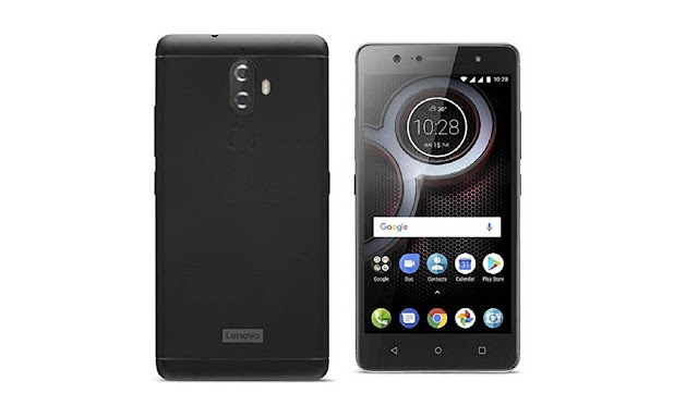 Lenovo K8 Plus 32GB (Black, 3GB RAM)