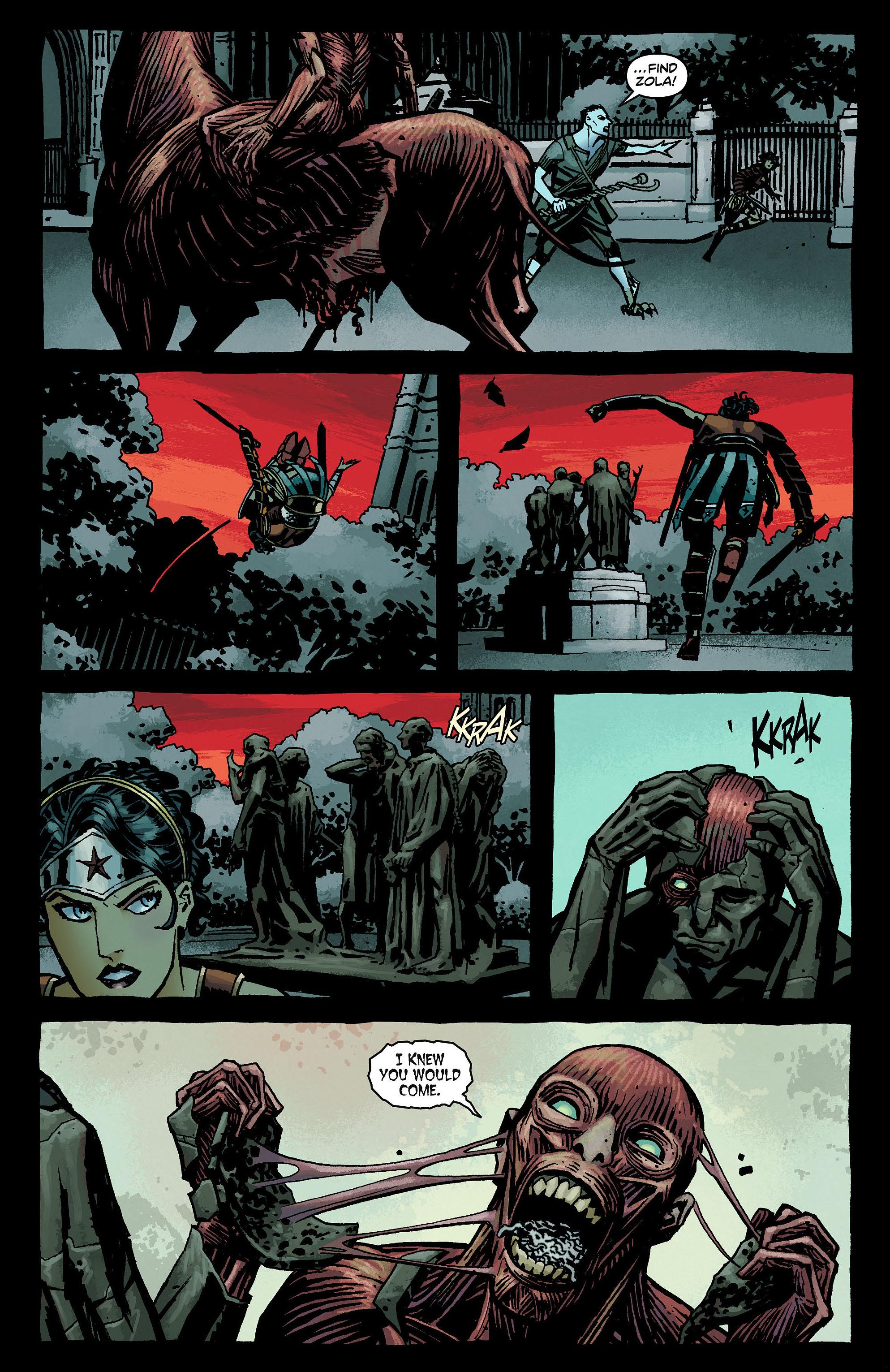 Read online Wonder Woman (2011) comic -  Issue #8 - 11