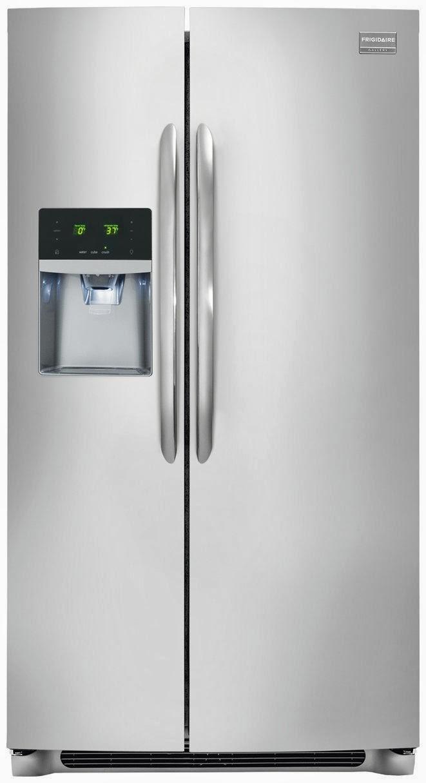 Counter Depth Refrigerators Reviews Frigidaire Counter