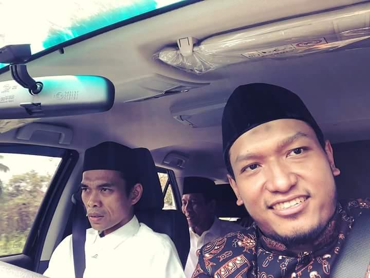 Ustadz Somad Direkomendasikan Cawapres, Wartawan Senior: Kubu Sebelah Ngeri