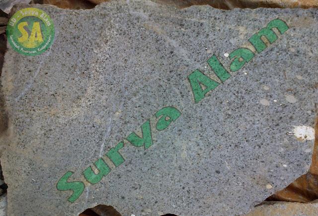Jenis Batu Alam Granit