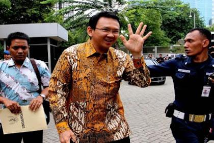 Sebelum ke Bareskrim, Ahok Temui Jokowi di Istana, Ada Apa?