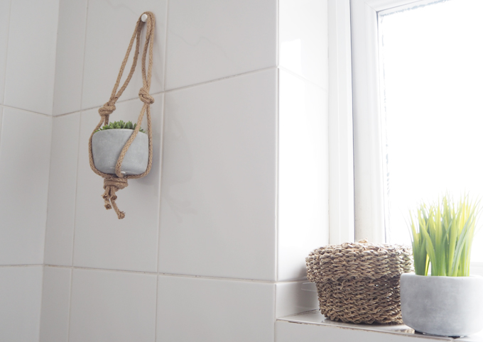 Bathroom Makeover with Sugru Finished Product