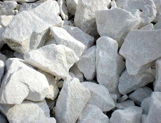 Piedras nutrición suelos alimentos