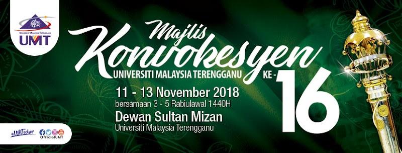 Semarak Konvo Universiti Malaysia Terengganu (UMT)  2018