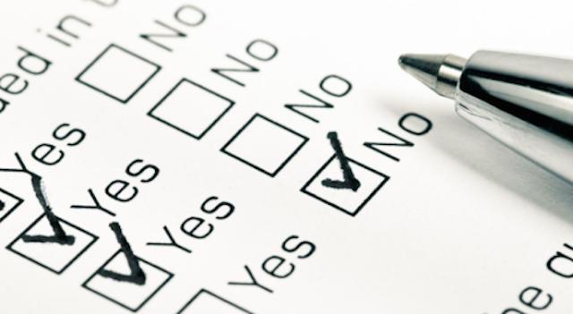 Perbedaan Antara Polling dan Survei