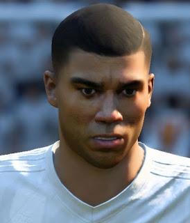 FIFA 18 Faces Timo Werner & Casemiro by KeProFIFA