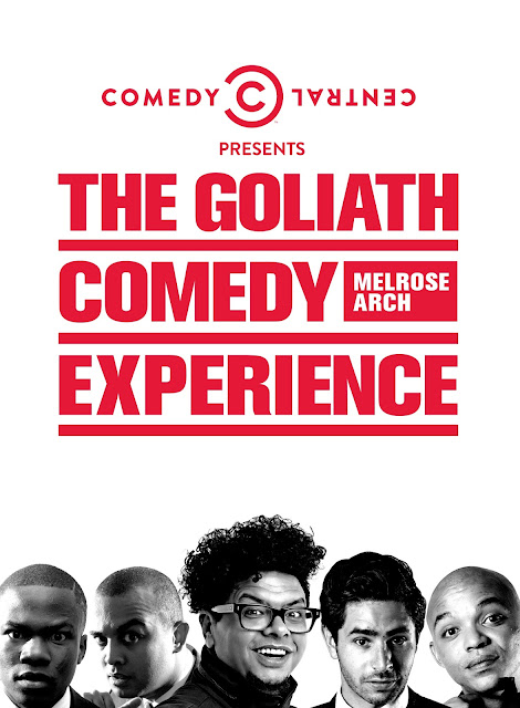 The Goliath Comedy Experience 2017 #GOLIATHX2017 @TheGoliathCC