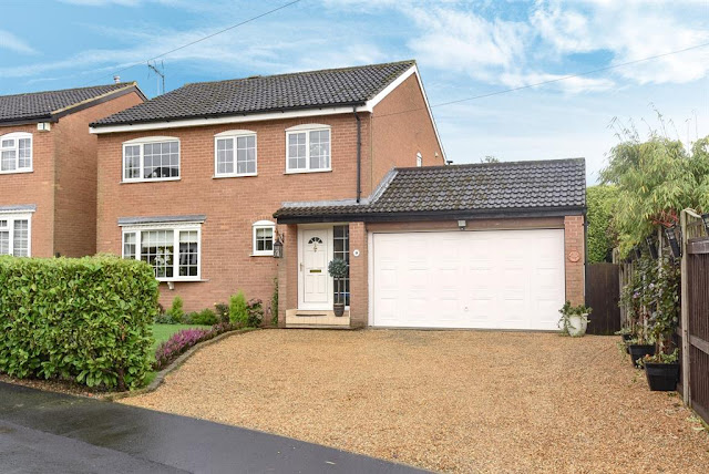 Harrogate Property News - 4 bed detached house for sale Masefield Close, Harrogate HG1