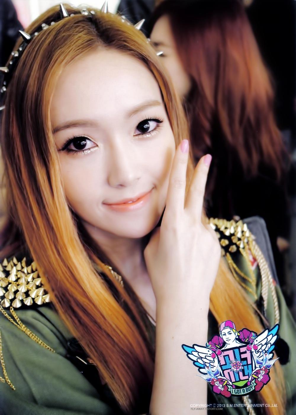 SNSD I Got A Boy Individual Photos   bellapertiwi71  Girls Generation Jessica I Got A Boy