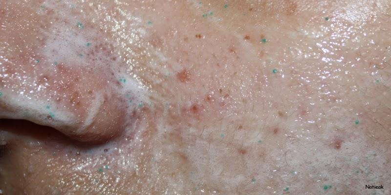 exfoliant douce visage Douce métamorphose de Lady Green