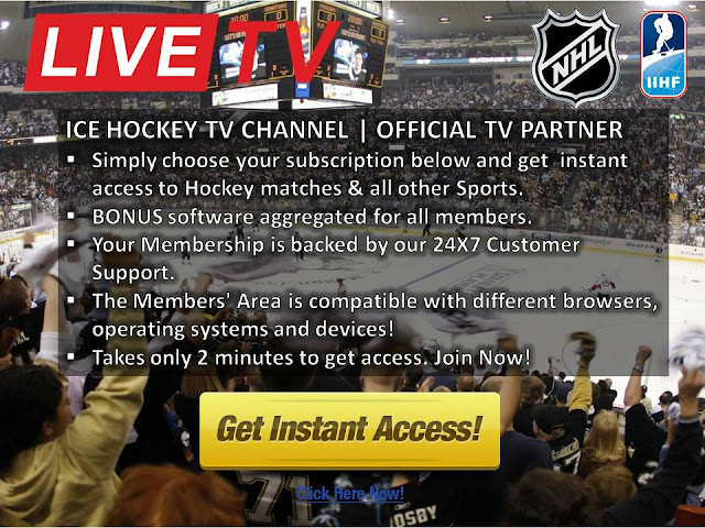 Watch Live NHL Matches Online