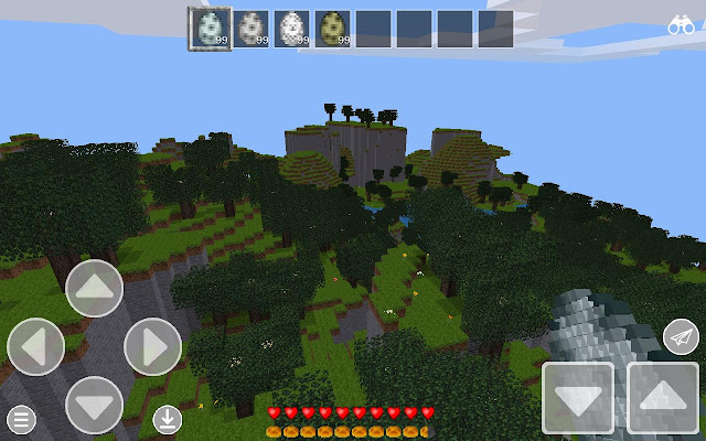 7+ Game Mirip Minecraft di Android dan PC