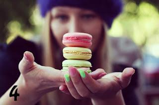 Imagen de La chica de los dulces