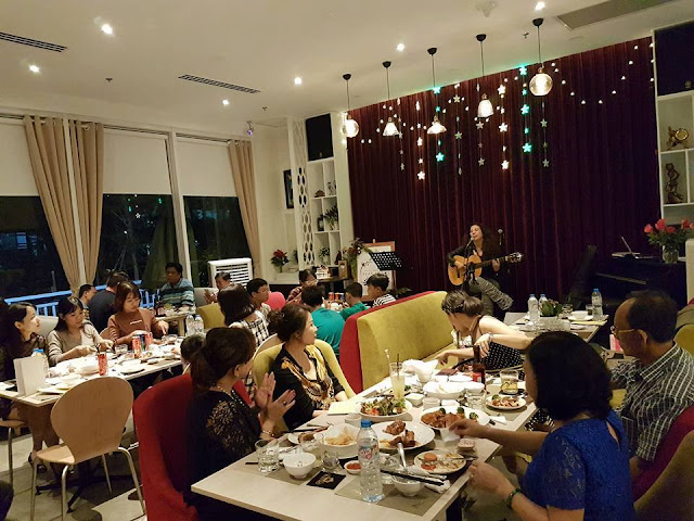 End year party 2016 of Hanh Trinh Viet Company