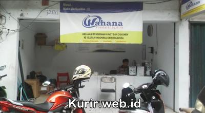Daftar alamat agen pt Wahana Prestasi Logistik Jakarta
