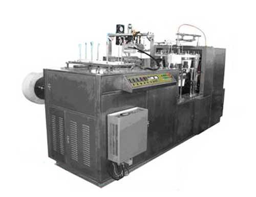 Фото станок KDI Тrade для производства упаковки попкорн