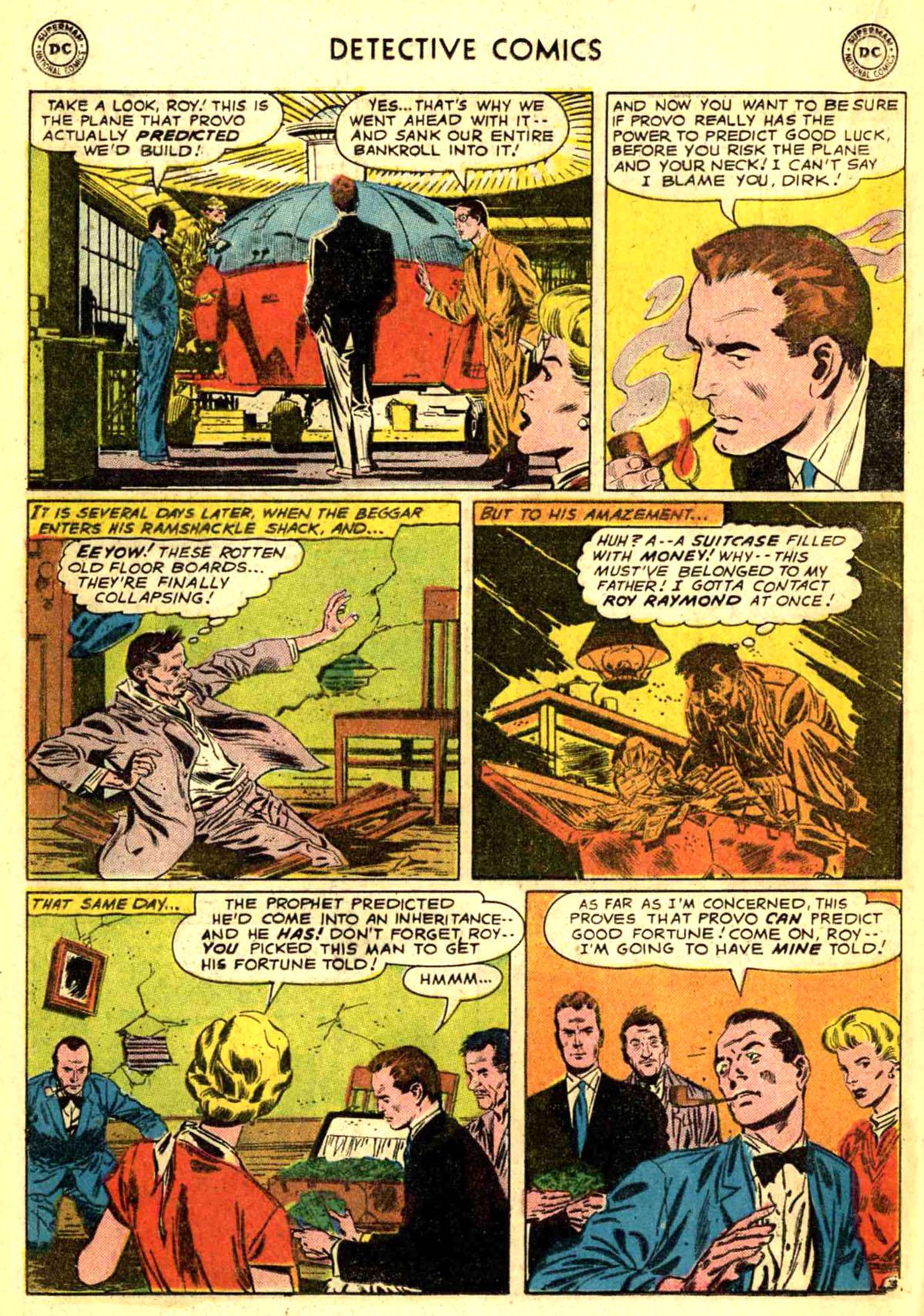 Detective Comics (1937) 285 Page 19