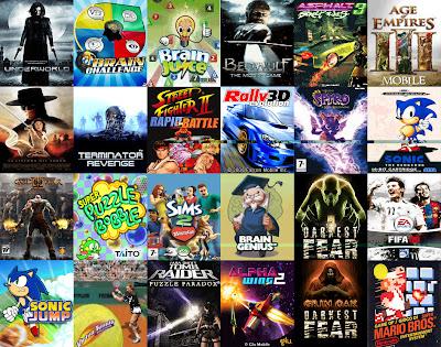 game terbaik s40-s60 java 320x240 - DUNIA GAME HP - game ...