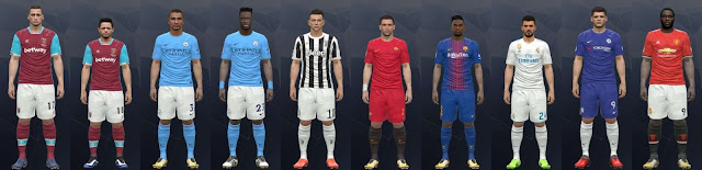 Option File for PTE Patch PES 2016