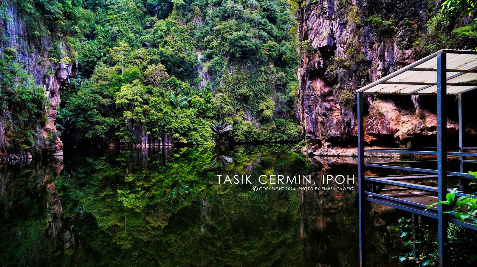 Nature of Tasik Cermin, Ipoh
