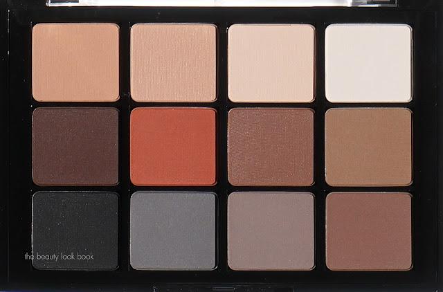 The Beauty Look Book: Viseart Eyeshadow Palettes in ...