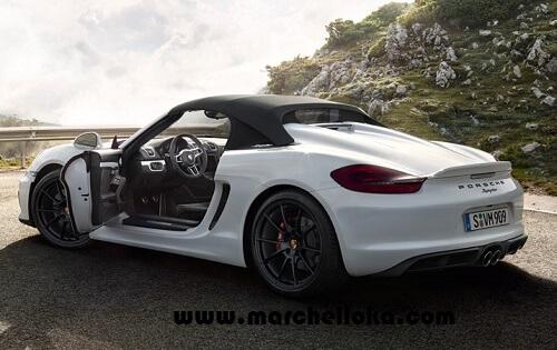 Harga Mobil Porsche Boxster