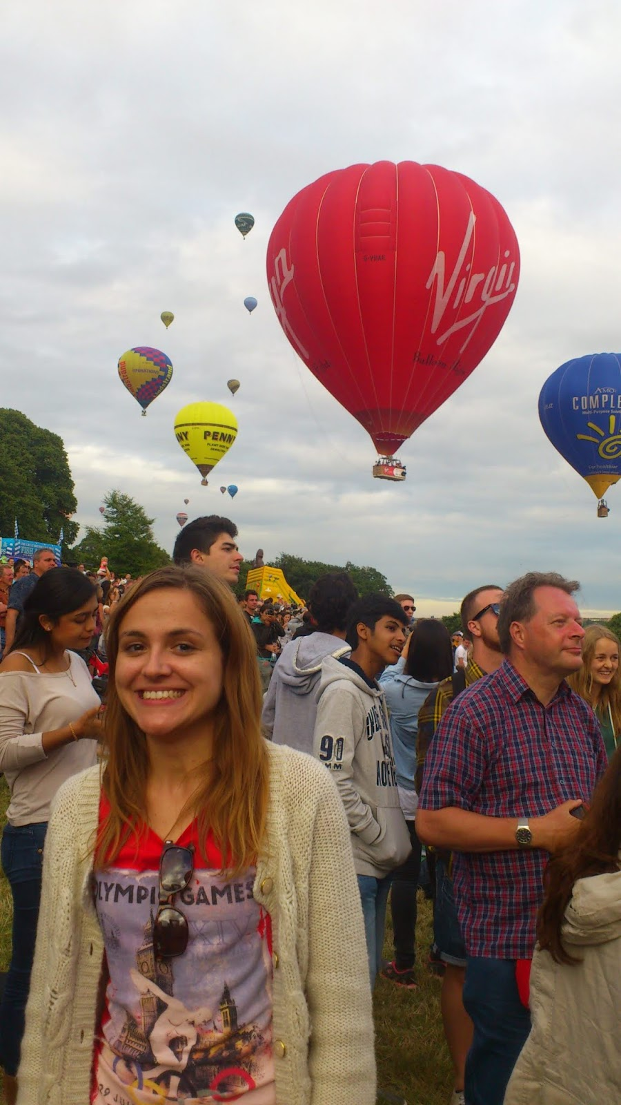 Maggie May City Guide to Bristol - Balloon Fiesta