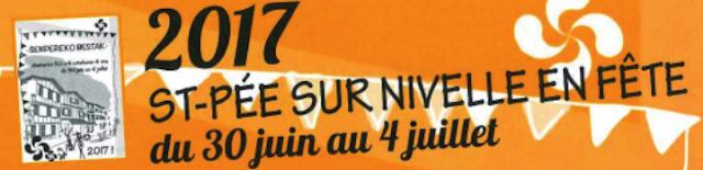 Fêtes de Saint-Pée-sur-Nivelle 2017