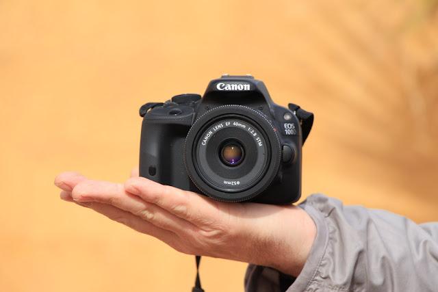 Harga Kamera Canon Eos 100d dan Spesifikasi