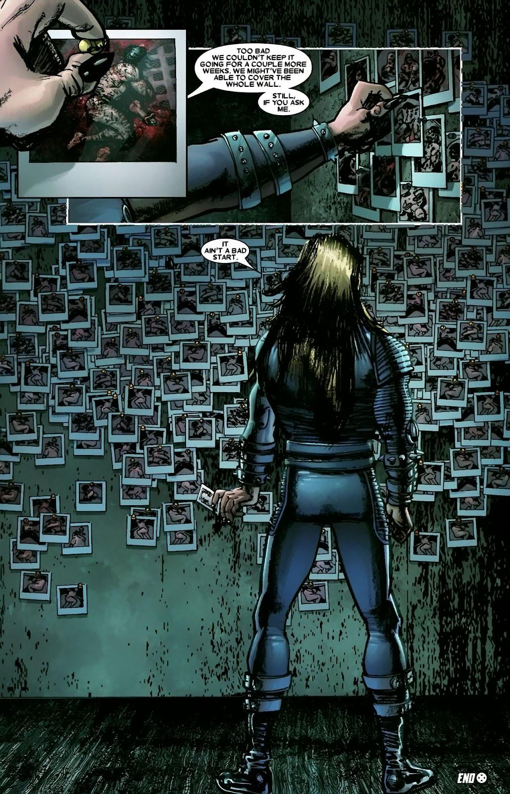 Read online Wolverine (2003) comic -  Issue #56 - 37