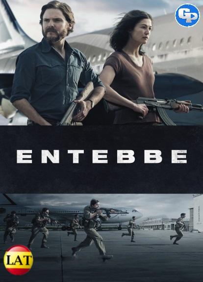 Rescate En Entebbe (2018) LATINO