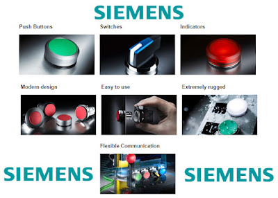 Siemens SIRIUS ACT - Push Buttons and Signaling Devices