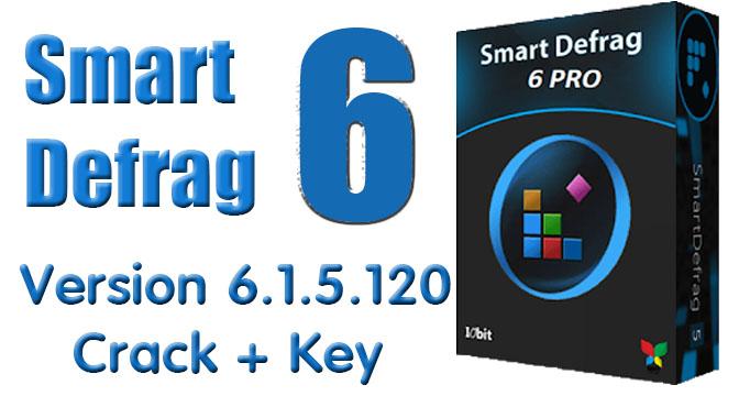 IObit Smart Defrag 6.1.5 patch