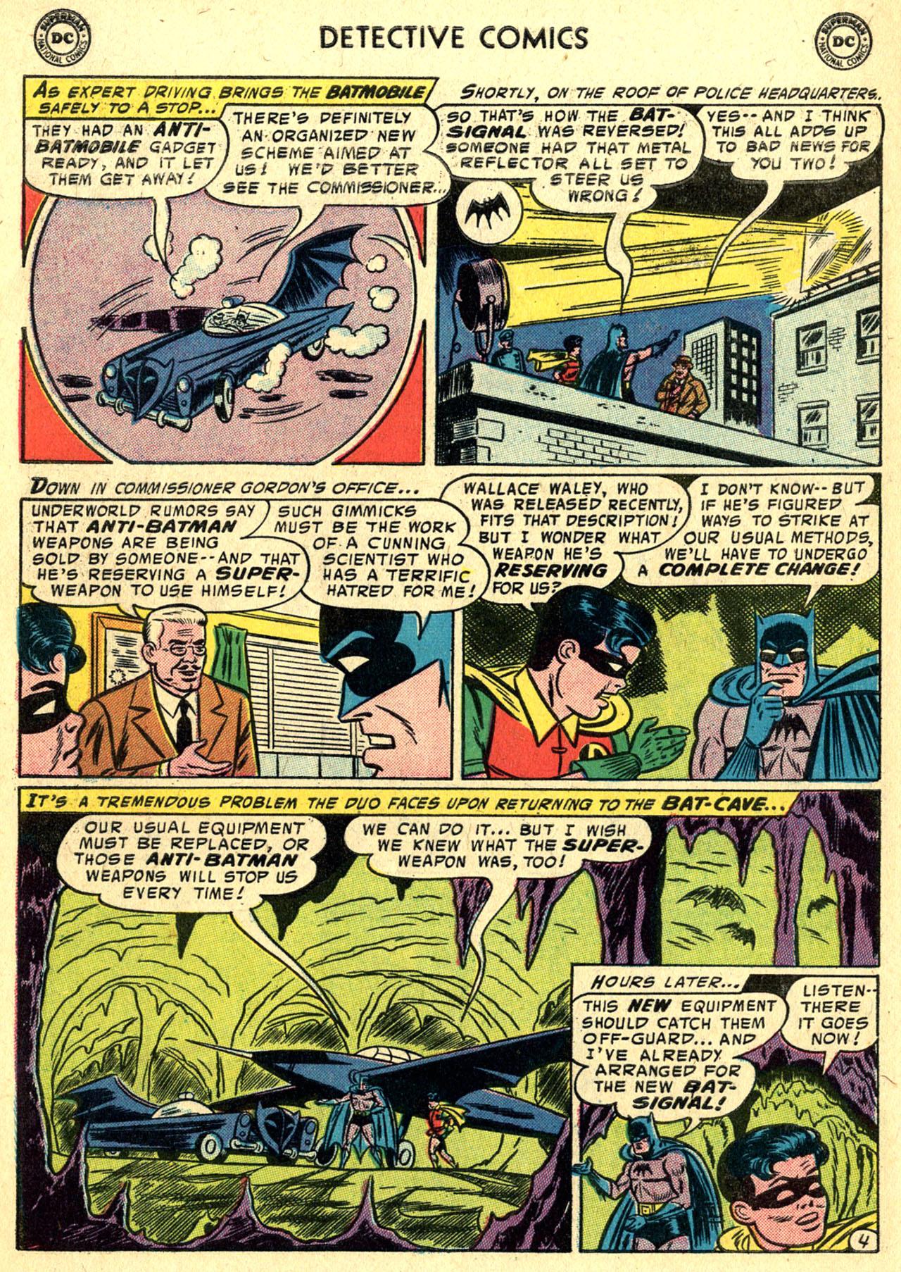 Read online Detective Comics (1937) comic -  Issue #236 - 6