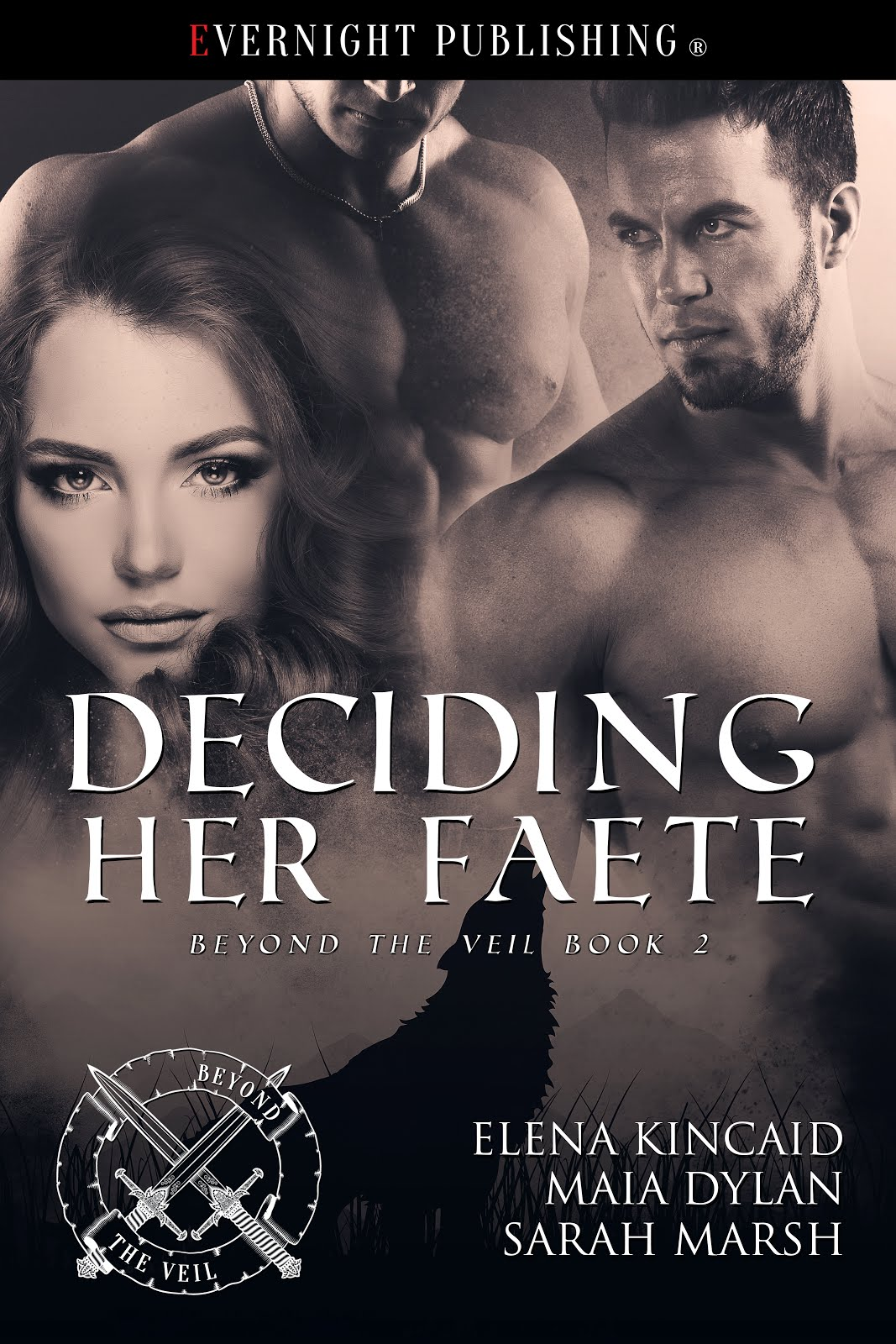 Deciding Her Faete (Beyond The Veil #2)