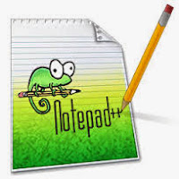 Notepad ++ 6.7.4 Tebaru 2015 Gratis logo cover by www.jembercyber.blogspot.com