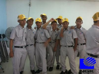 Lowongan Kerja Jobs : Operator Produksi Min SMA SMK D3 S1 PT NGK Ceramics Indonesia