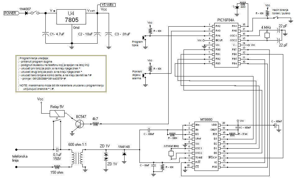 Car Alarm System Wiring Diagram Moreover Low Voltage Detector Circuit
