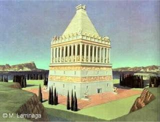kral mausollus mezarı