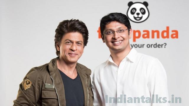 Shah Rukh Khan Brand Ambassador of Foodpanda