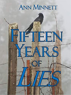 Fifteen Years of Lies - a novel of stalking suspense free book promotion Ann Minnett