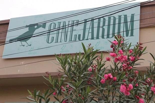 Começa hoje a 4ª edição do Cine Jardim