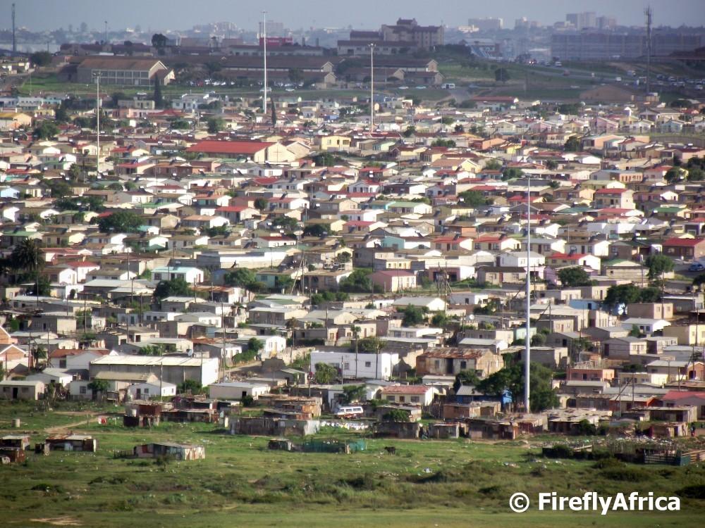 Port elizabeth daily photo township view - Population of port elizabeth south africa ...