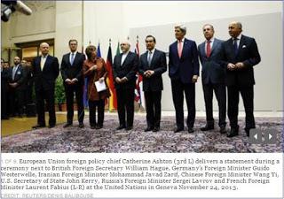 l'accord sur le nucléaire iranien