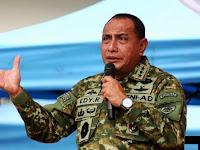 Panglima Kostrad terpilih Menjadi Ketua Umum PSSI