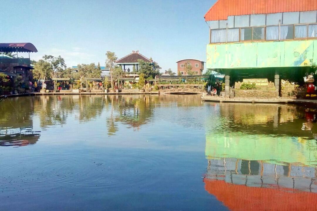 Delta Fishing, Sidoarjo, Wisata Untuk Semua Keluarga